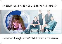 Help with your English Writing?